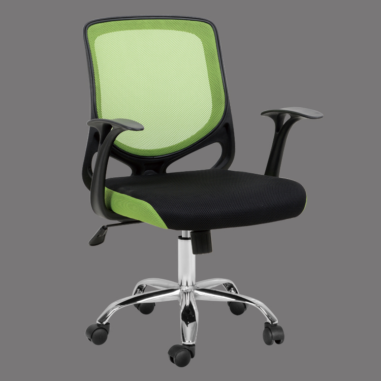 mesh office chair mid-back