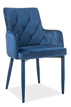 modern high back fabric dining chairs comfortable