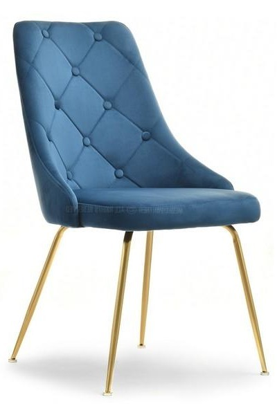 Fabric dining chairs china new design beautiful