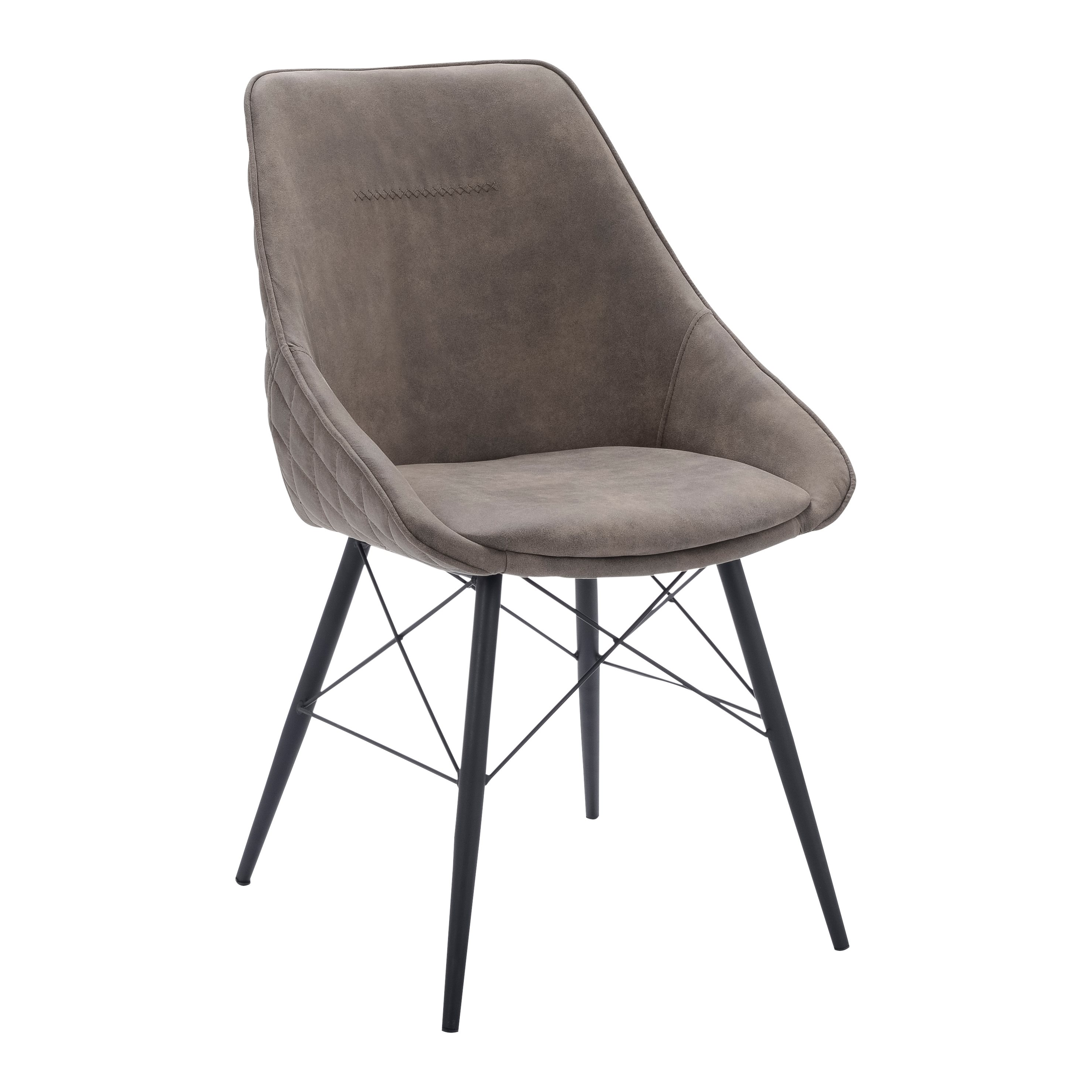 Polyester dining chair comfortable china design