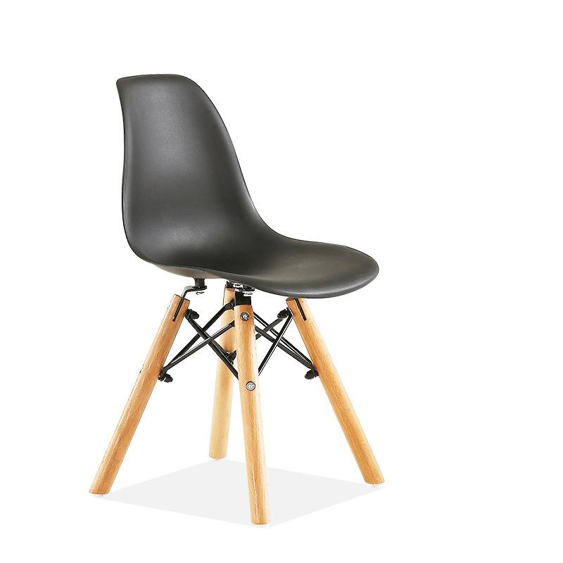 kids eames dsw chair black contemporary scandinavian design