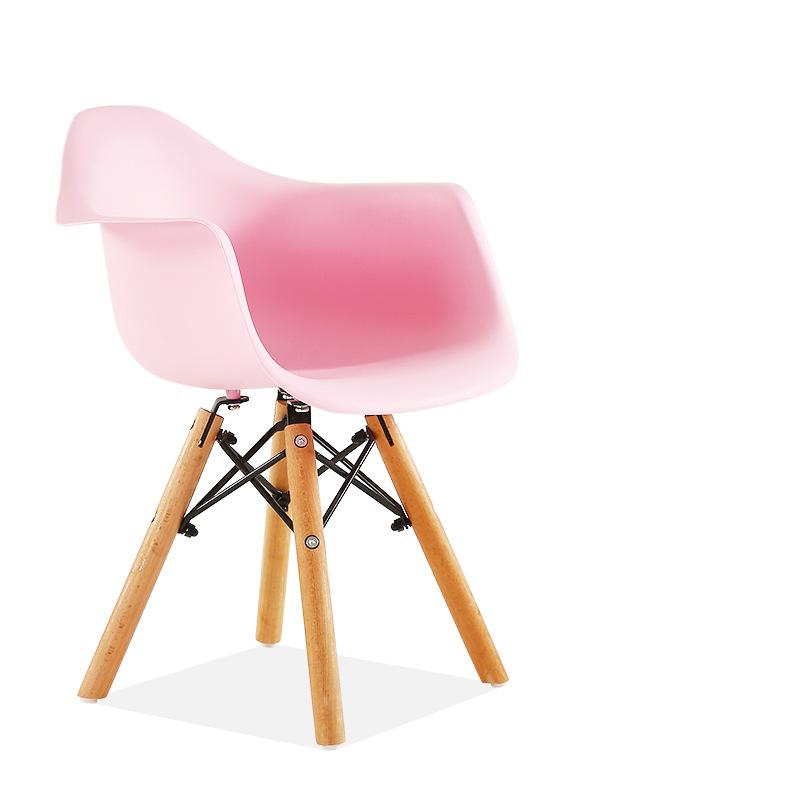 kids eames daw chair pink contemporary scandinavian design