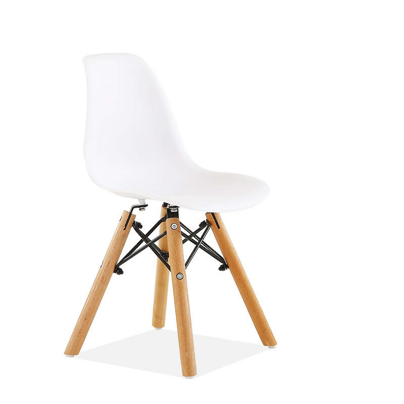 kids eames dsw chair white contemporary scandinavian design