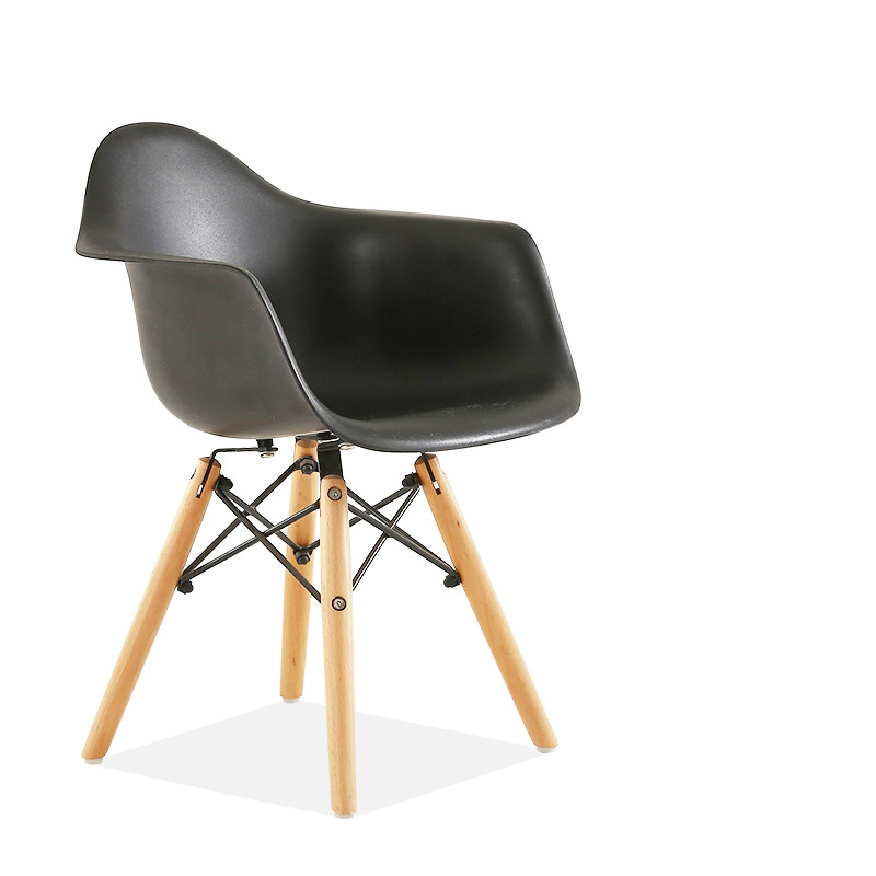 kids eames daw chair black contemporary scandinavian design