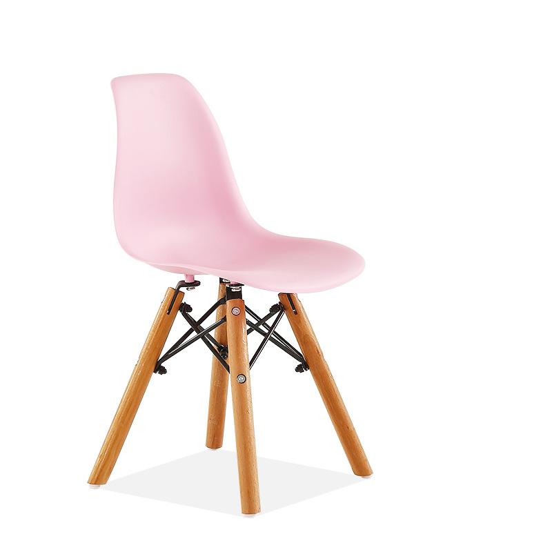 kids eames dsw chair pink contemporary scandinavian design