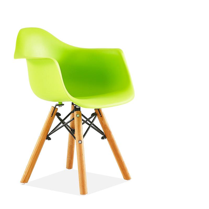 kids eames daw chair green contemporary scandinavian design