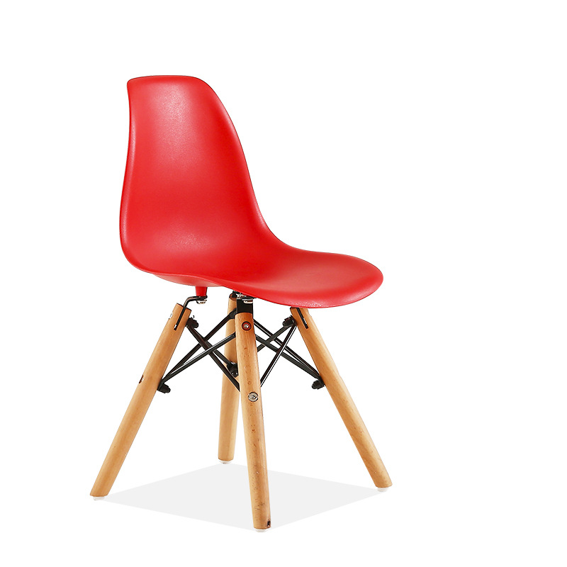 kids eames dsw chair red contemporary scandinavian design