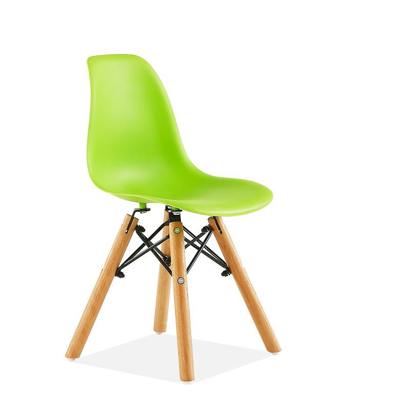 kids eames dsw chair green contemporary scandinavian design
