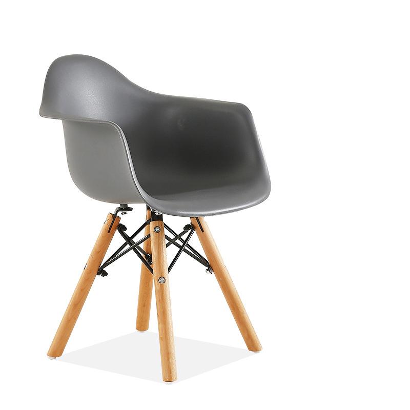 kids eames daw chair gray contemporary scandinavian design