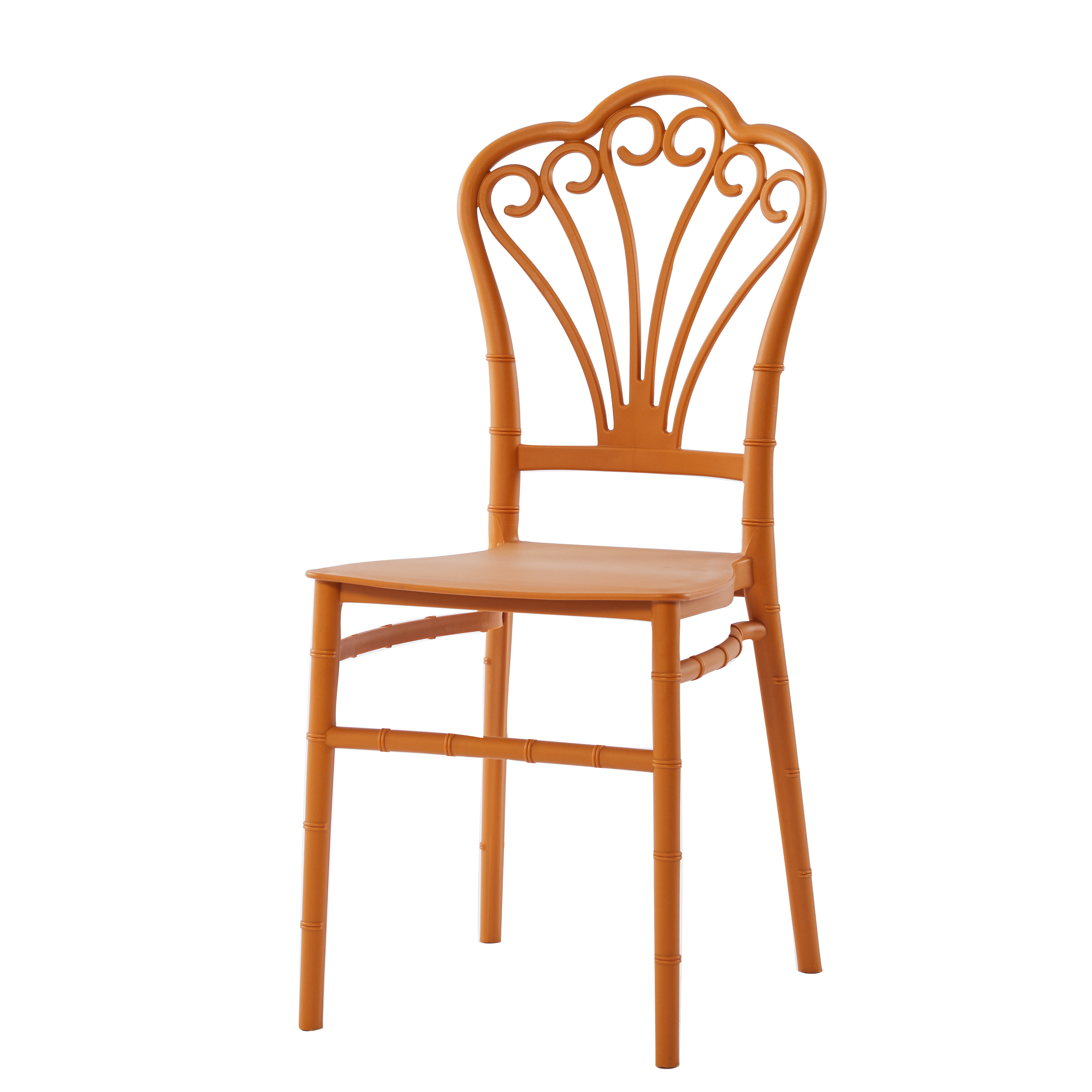 plastic restaurant dining chair high back contemporary design