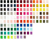 WHOLESALE COTTON LYCRA SWATCH BOOK - ONLY SHIP WITH FABRICS