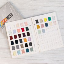 WHOLESALE DOUBLE GAUZE SWATCH BOOK - ONLY SHIP WITH FABRICS