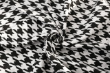 WHITE HOUNDSTOOTH