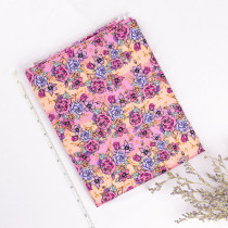 Floral -1 yard Cotton woven- digital printed