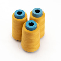 Sewing Thread - 849# mustard - matching fabaric - MOQ 5, Accept Mixed Colors