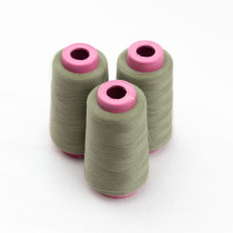 Sewing Thread - 411# army - matching fabaric