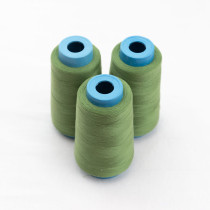 Sewing Thread - 202# olive - matching fabaric