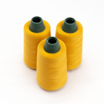 Sewing Thread - 506# mustard - matching fabaric