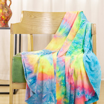 280G Yoga Tie-Dye Poly Fabric