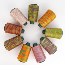 Rainbow Sewing Thread - All-Purpose Polyester Thread - MOQ 5, Accept Mixed Colors
