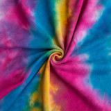 260-270G Tie-Dye French Terry Fabric