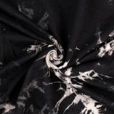 220G Tie-Dye French Terry Fabric
