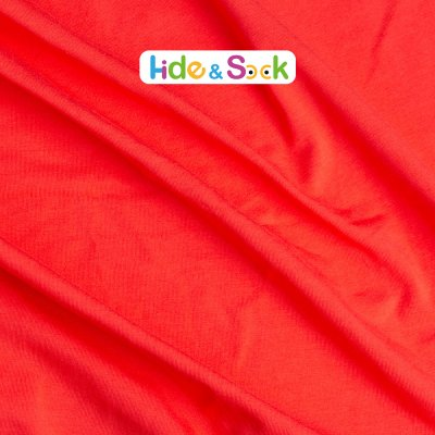 Red - Solids Jersey Knit - 1/2 Yard