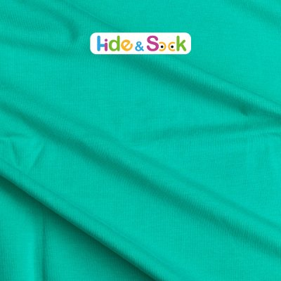 Seafoam  - Solids Jersey Knit - 1/2 Yard