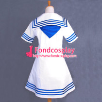 French Haiyore Nyarukosan Nyaruani Sissy Maid Dress Uniform Dress Cosplay Costume Custom-Made[G763]