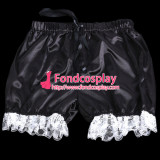 French Sissy Maid Satin Bloomers Cosplay Costume Tailor-Made[G2060]