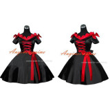 French Sissy Maid Gothic Lolita Punk Ball Gown Dress Cosplay Costume Tailor-Made[G421]