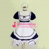 French Sissy Maid Chobits-Chii Dress Cosplay Costume Tailor-Made[G003]