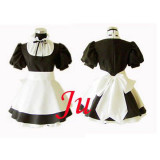 French Sissy Maid Dress Uniform Cosplay Costume Tailor-Made[CK049]