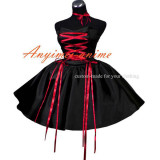 French Sissy Maid Gothic Lolita Punk Ball Gown Dress Cosplay Costume Tailor-Made[G420]