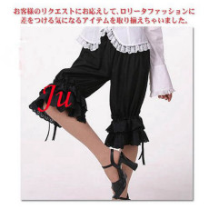 Gothic Lolita Punk Cottom Bloomers Cosplay Costume Tailor-Made[CK753]