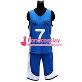 Kuroko'S Basketball Kise Ryota Ball Uniform Cosplay Costume Custom-Made[G736]