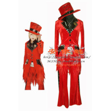 Japan Gazette Ruki Cockroach Visual J-Rock Cosplay Costume Tailor-Made[G196]