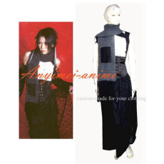 Japan Gazette Aoi Gazette Dress Visual J-Rock Cosplay Costume Tailor-Made[G253]
