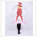 Vocaloid 2 Kagamine Rin Dress Cosplay Costume Tailor-Made[G716]