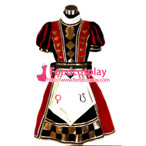 Alice Madness Returns Princess Dress Game Cosplay Costume Tailor-Made[G993]