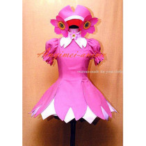 Cardcaptor Sakura Kinomoto Sakura Dress Cosplay Costume Tailor-Made[CK1209]