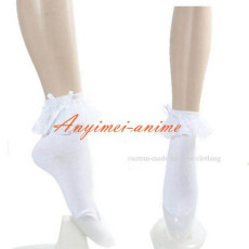 Gothic Lolita Punk Fashion Socks Cosplay Costume Custom-Made[CK1064]