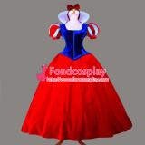 Snow White Princess Dress Christmas & Halloween Cosplay Costume Custom-Made[CB219]