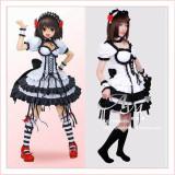 Suzumiya Haruhi No Yuuutsu Suzumiya Haruhi Dress Costume Cosplay Costom-Made[CK935]