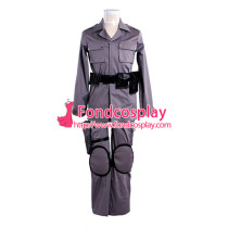 Resident Evil Afterlife-Chris Redfield Costume Movie Costume Cosplay Tailor-Made[G550]