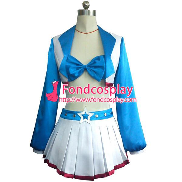 Vocaloid 2 Miku Dress Uniform Cosplay Costume Tailor-Made[G744]