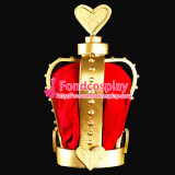 Alice Madness Returns Alice Red Queen Princess Dress Game Cosplay Costume Tailor Made[G995]