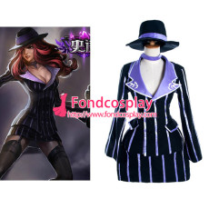 Lol League Of Legends- Miss Fortune Outfit Game Costume Tailor-Made[G1120]
