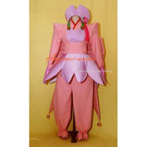 Cardcaptor Sakura Kinomoto Sakura Dress Cosplay Costume Tailor-Made[CK1207]