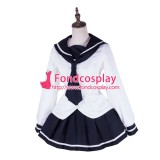 Japanese School Girl Uniform Cosplay Tailor-Made[G1660]
